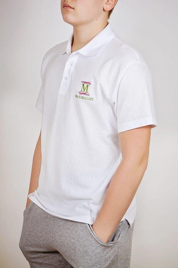 """,,MAXIMALIST"""" Polo marškinėliai"""